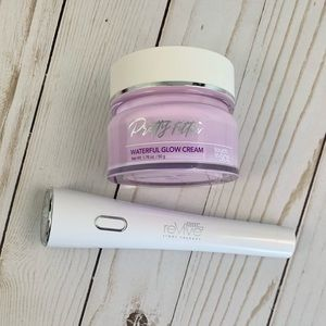 Touch in soul pretty filter glow cream & light